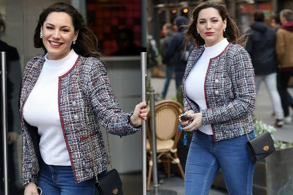 kelly brook glamorous pictures