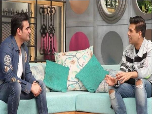 karan johar open up about homophobia in arbaaz khan show