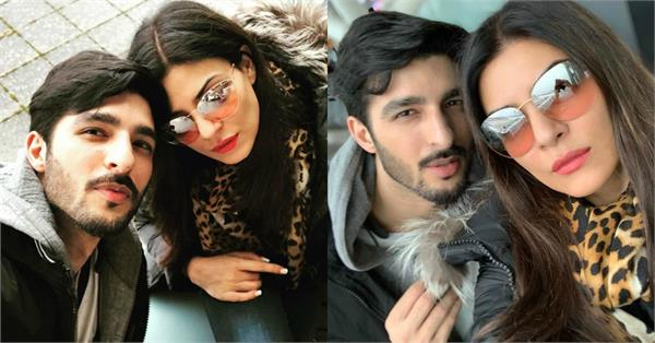 sushmita sen share romantic picture with boyfriend rohman shawl