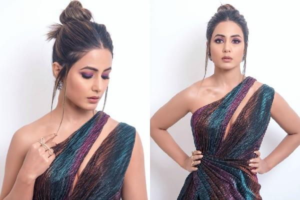 hina khan photoshoot pictures
