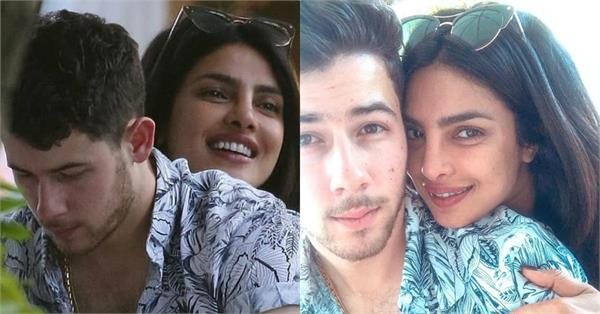 priyanka chopra nick jonas enjoy holiday in florida