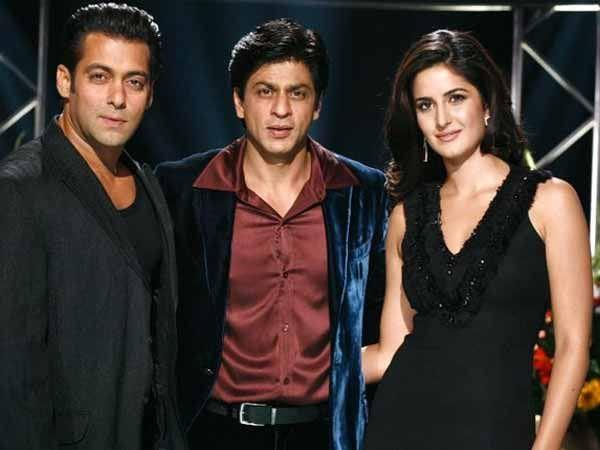 shah rukh salman khan and katrina kaif promote urdu language