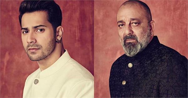 sanjay dutt varun dhawan is part of ss rajamouli movie  rrr