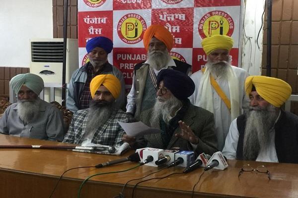 simranjit singh mann accuses scion shiromani akali dal