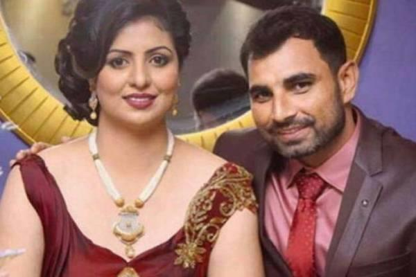filed a charge sheet against cricketer mohammad shami