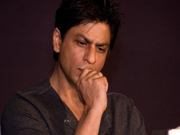 shah rukh khan unsecure after zero