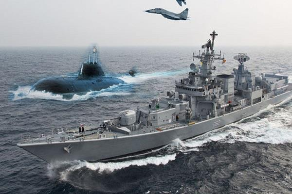 the indian navy was alert after the pulwama attack