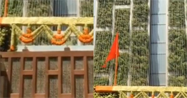akash ambani wedding preparations begin at antilia