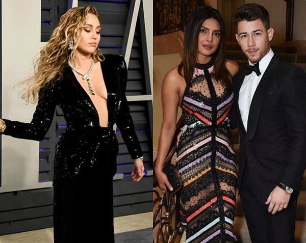 nick jonas chat with ex girlfriend miley cyrus