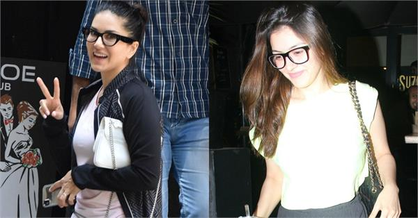 hansika sunny looks gorgeous in specs