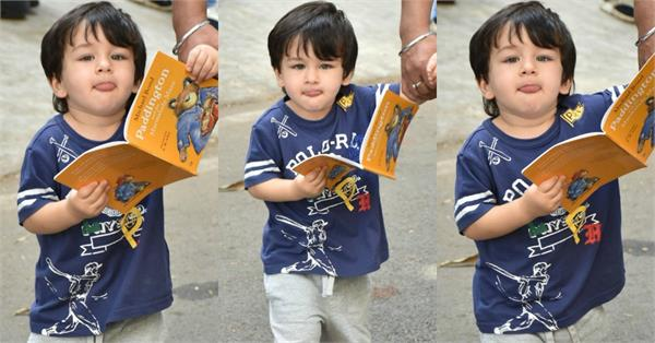 taimur ali khan latest cute pictures