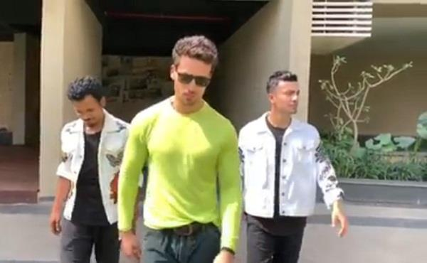 tiger shroff dance video viral