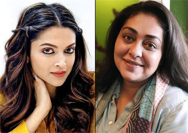 meghna gulzar and deepika padukone new movie