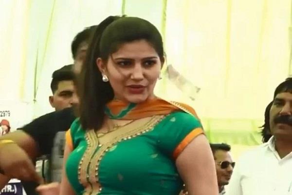sapna chaudhary join the congress