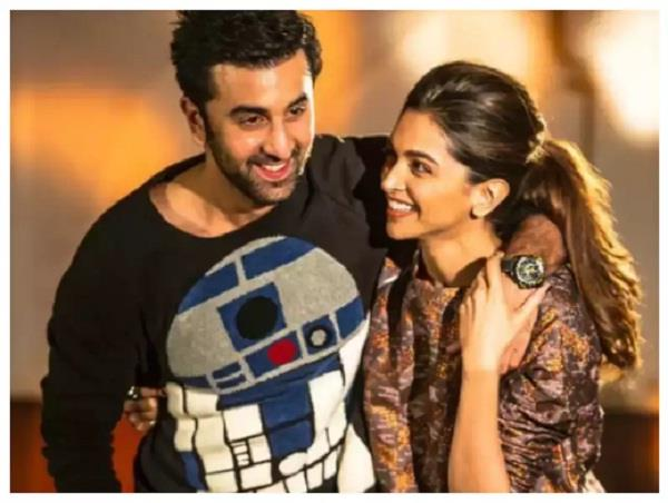 ranbir and deepika once agian in this movie