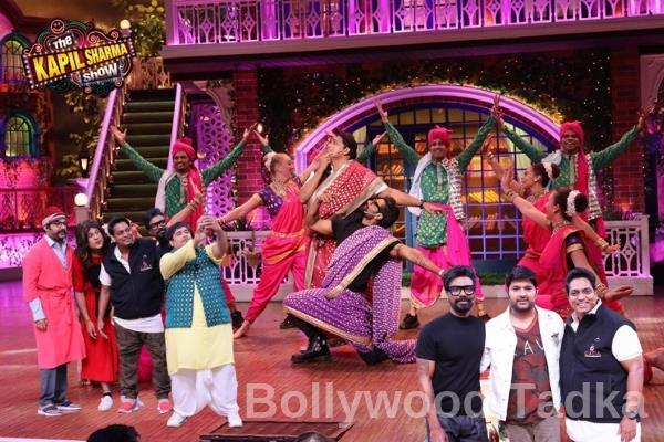 The Kapil Sharma Show: कपिल के शो में दो बड़े कोरियोग्राफर को पहनाई साड़ी, करवाया डांस
