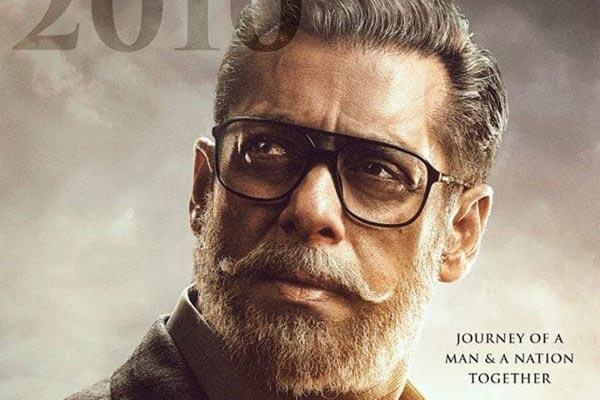 jackie and sonali kulkarni first look also revealed in bharat first poster