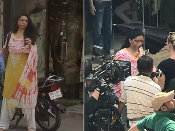 deepika padukone having sattu to keep herself hydrate during delhi heat