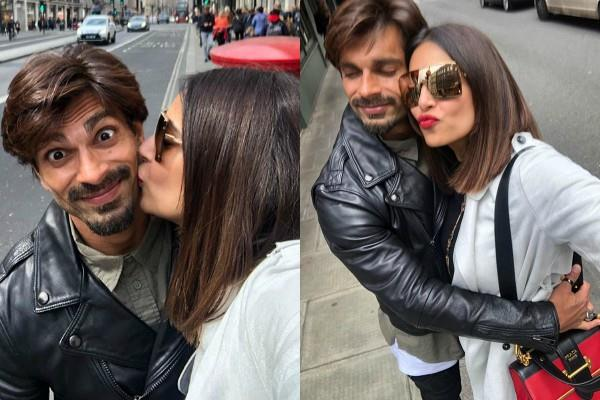 bipasha basu on third wedding anniversary with karan singh grover