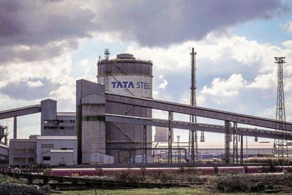 tata steel s fourth quarter production up 23