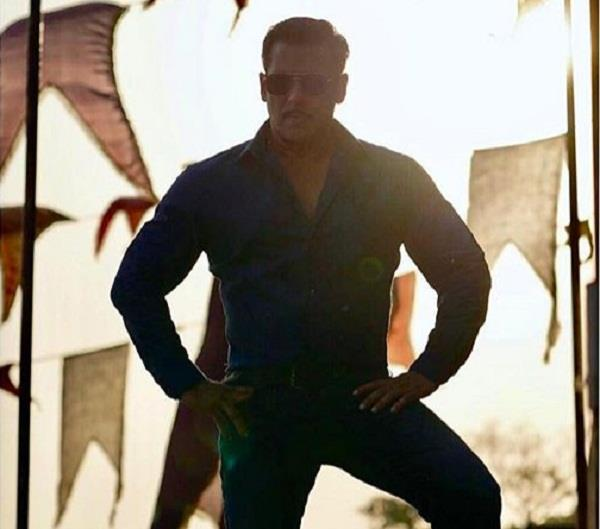 salman khan dabangg first schedule finish