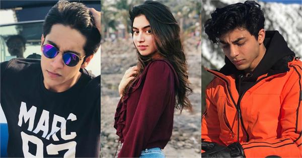khushi kapoor wants to debut with ahaan pandey