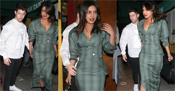 priyanka chopra nick jonas latest pics