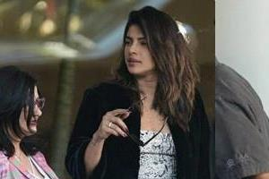 priyanka chopra dinner date with mother in law