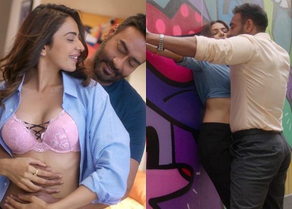 'दे दे प्यार दे' का दूसरा गाना रिलीज, 26 साल छोटी हसीना संग रोमांटिक हुए अजय देवगन