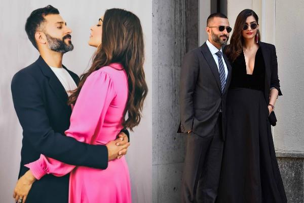 sonam kapoor reveal how she got password of husband anand ahuja phone