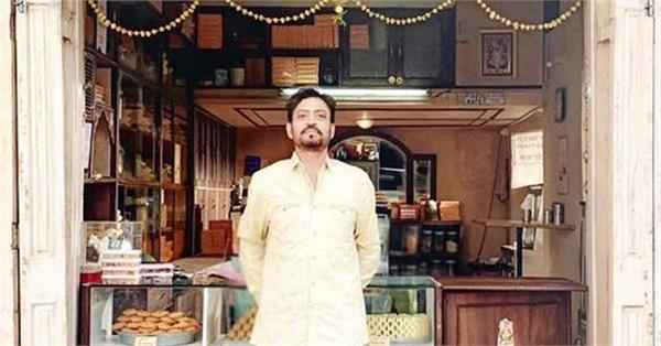 irrfan khan angrezi medium first picture out