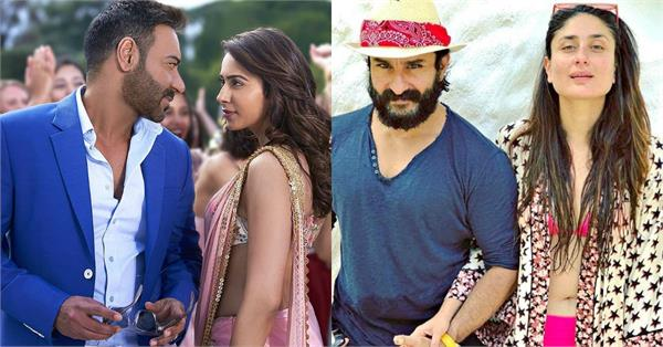 saif reply to ajay de de pyaar de dialogue on kareena and his age gap