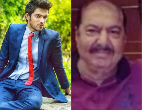 parth samthaan father gets hospitalized