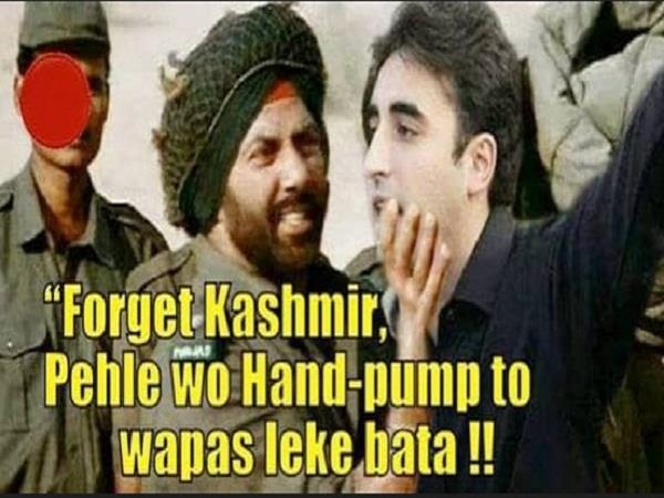 sunny deol joins bjp fans reactions and memes viral on social media