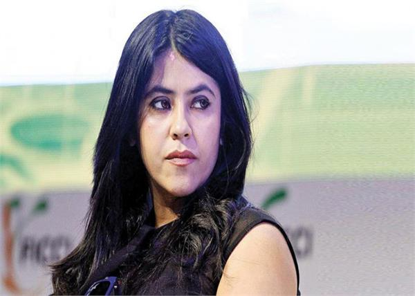 ekta kapoor says she wants to earn more success