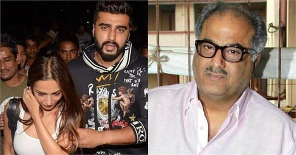 boney kapoor said i dont give property to arjun kapoor