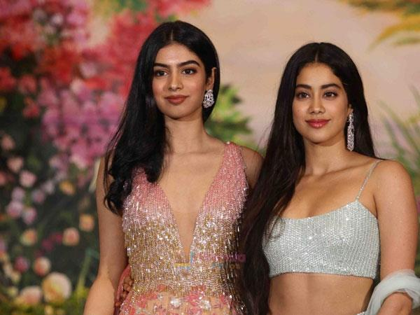 janhvi kapoor opens up about khushi kapoor bollywood debut
