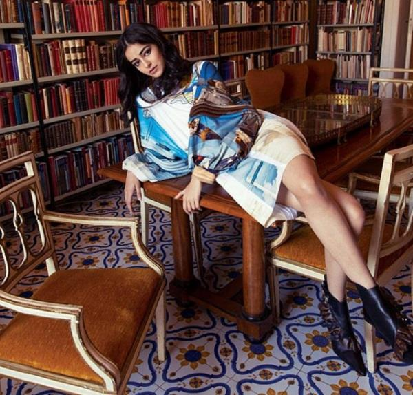 ananya pandey share photoshoot pictures