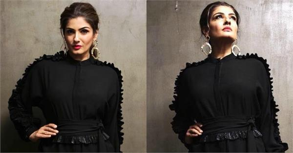raveena tandon share stylist pictures on instagram