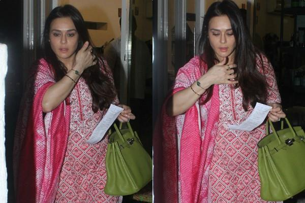 preity zinta latest pictures
