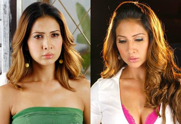 fir files against kim sharma