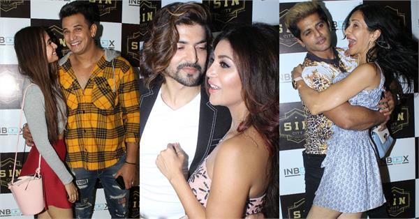 debina bonnerjee birthday celebration