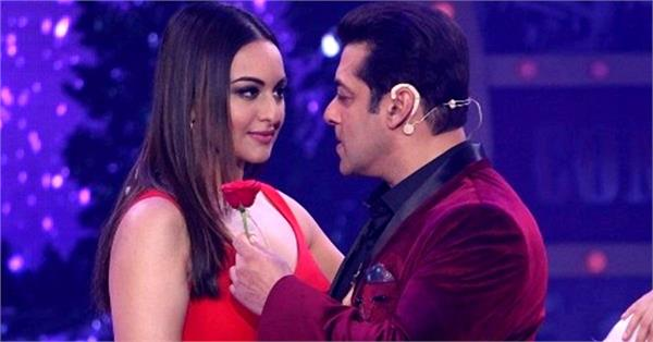 sonakshi sinha reveal that she became salman khan fan only after dabangg
