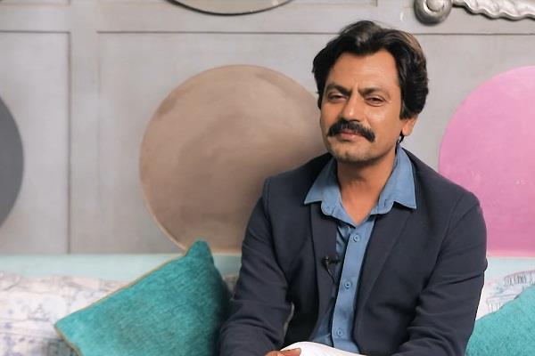 nawazuddin siddiqui at arbaz khan show