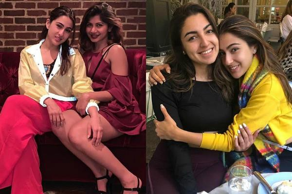 sara ali khan holidays pictures
