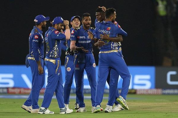 bad news for mumbai indians star bowler may be out of the ipl season