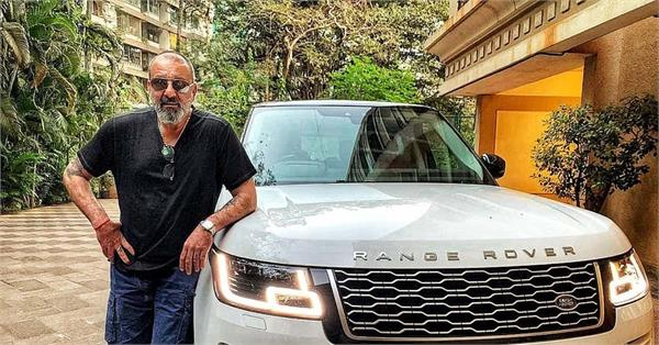 sanjay dutt new car land rover range rover pictures