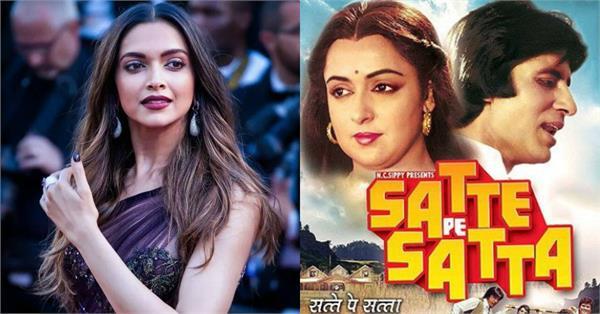 rohit shetty farah khan to remake satte pe satta