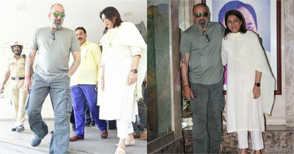 sanjay dutt with priya dutt pictures