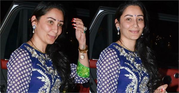 sanjay dutt wife maanayata dutt no makeup look pictures